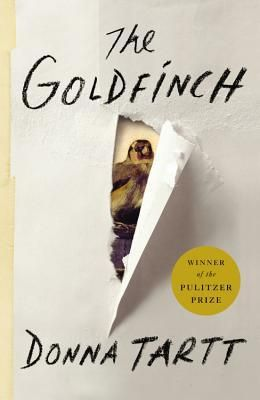 The Goldfinch by Donna Tartt #read2014