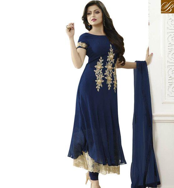 LAVISH SALWAAR KAMEEZ FOR PARTIES LTNT81007   Be the epitome of loveliness in this salwaar kameez design.
