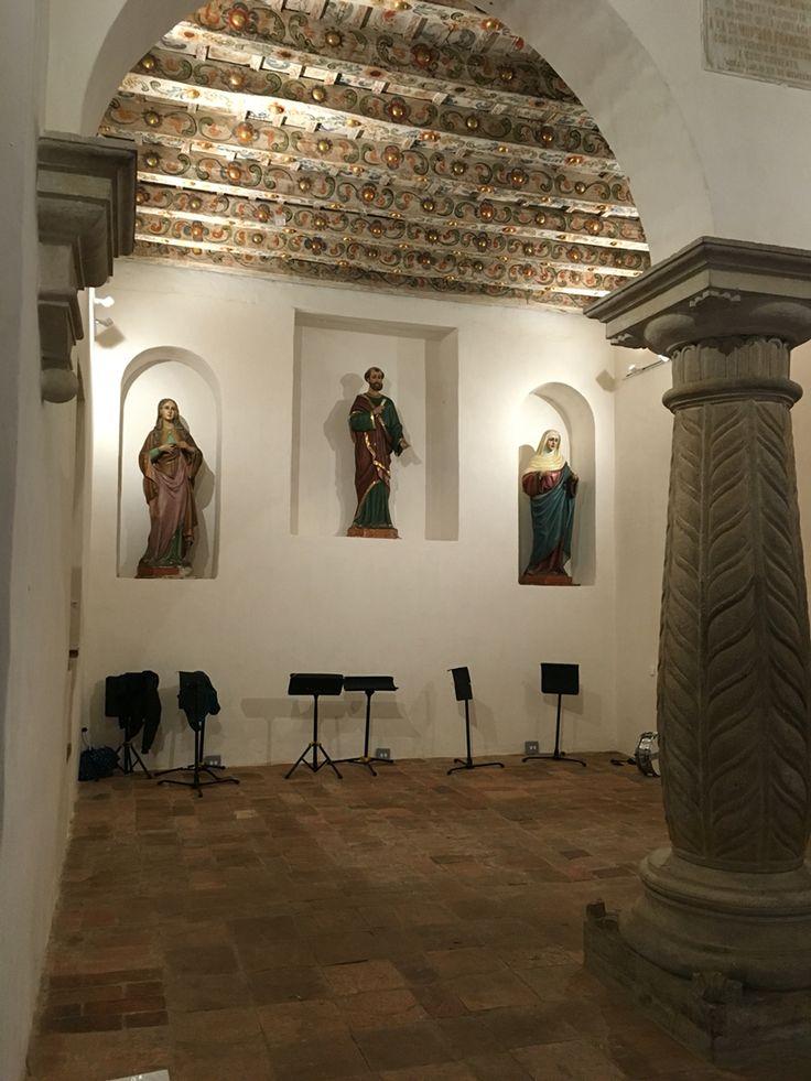 Porteria claustro Mongui
