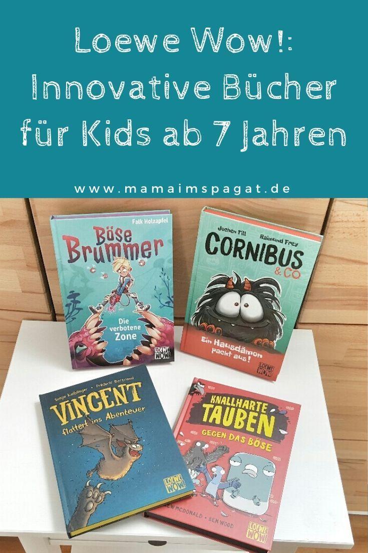 loewewow kinderbuchreihe für kids ab 7  mama im spagat