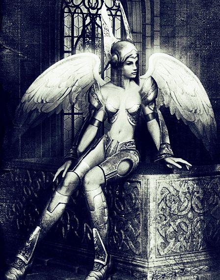 Diamanda by Saruman21
