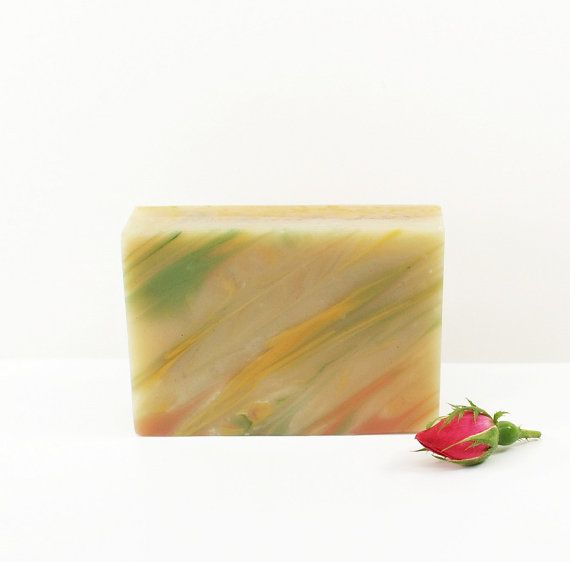 Sweetheart Soap  Luxury Soap Floral Soap Cold by AmeliaBathandBody