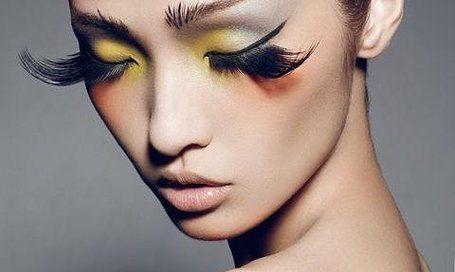 Haute couture szempillák
