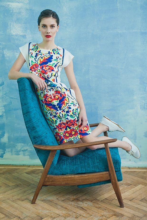 Carpet Diem Dress 1 via Lana Dumitru. Click on the image to see more!