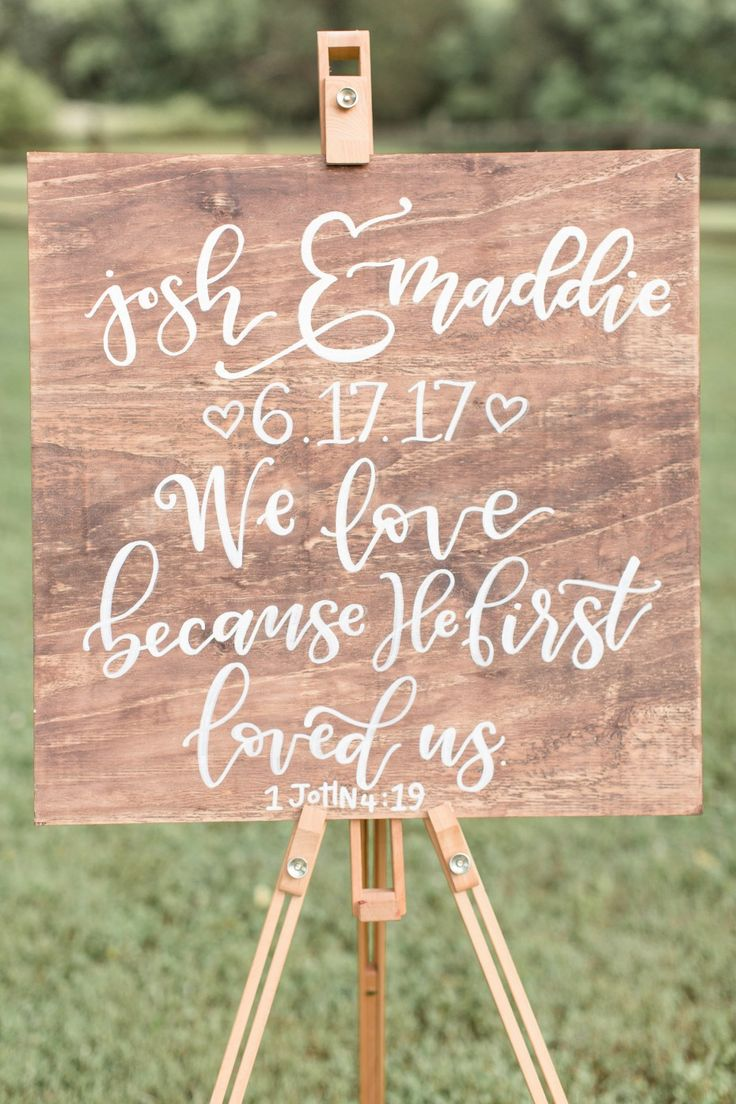 Best Wedding Signs Images On Pinterest Wedding Signs