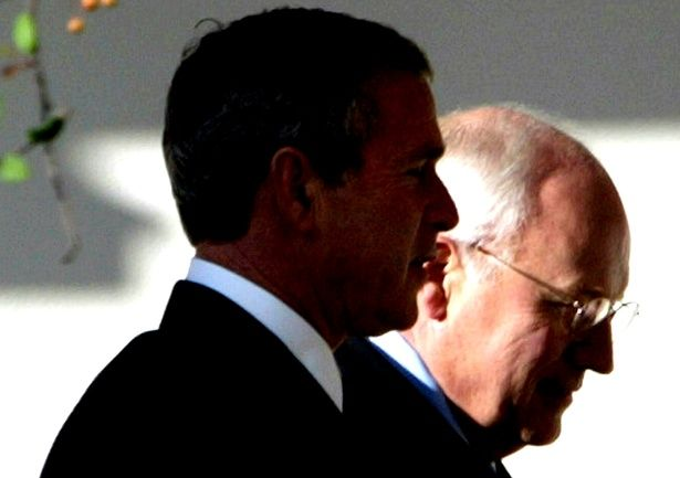 Dick Cheney Just Buried the Bush Doctrine