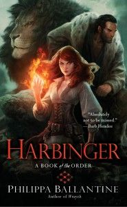 Release day! Harbinger the final in the Books of the Order series is now out.