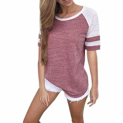 ab9b3eaeb 26 Inexpensive Tees You'll Want To Buy In Every Color | Fall outfits ...