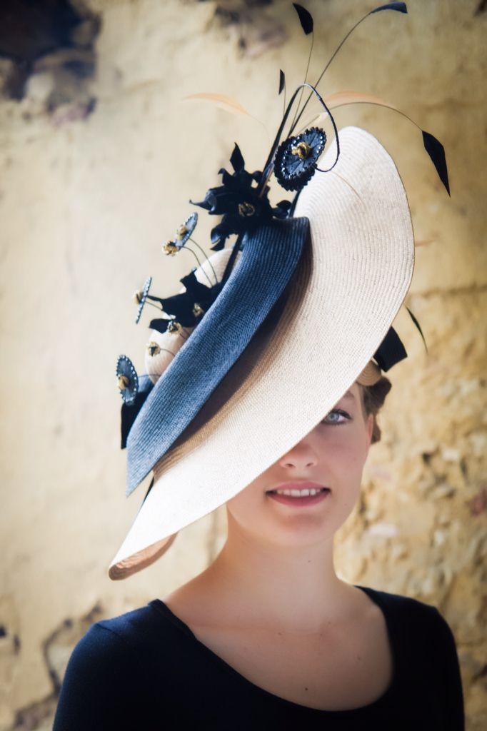 Tracy Chaplin's Prizewinning Hat #milliner #prizewinner[ JCashmere.com ]