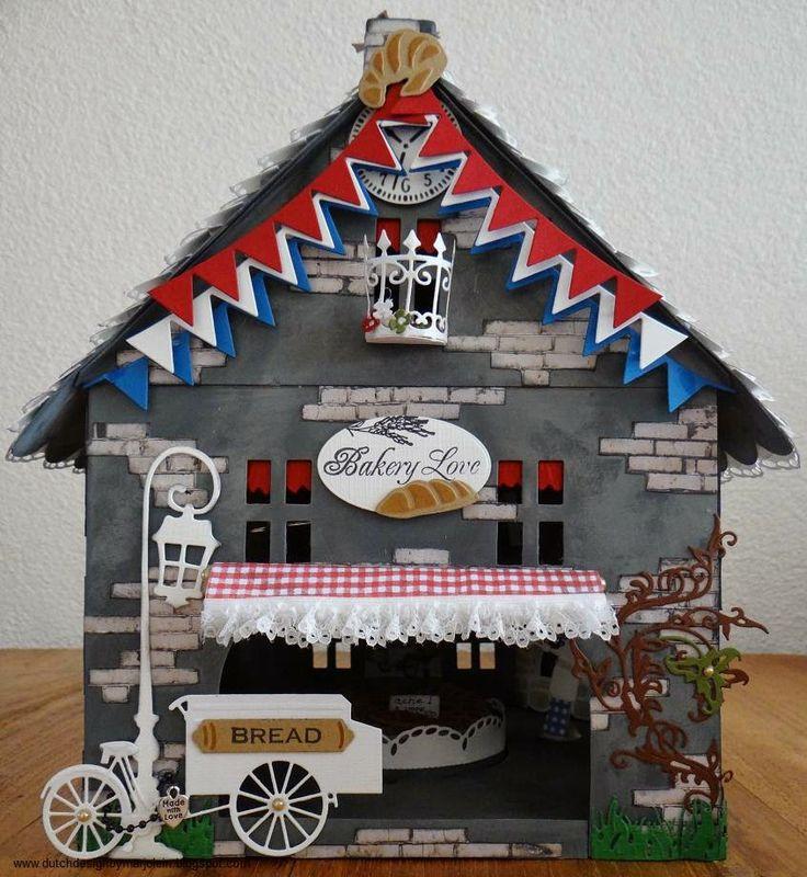 Joy!crafts: Bakery Love