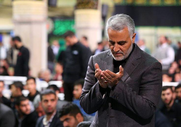 Commander of elite Iranian force met with Russian leaders despite US sanctions
