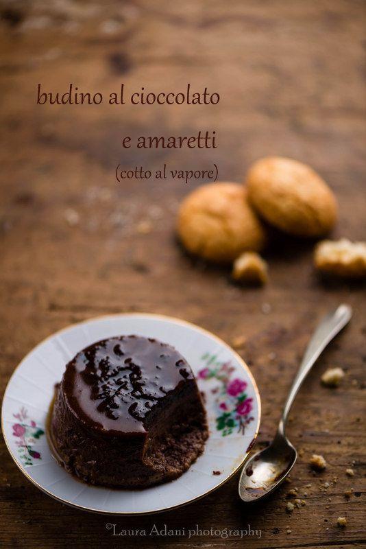 Io come sono: budino al cioccolato e amaretti-1474