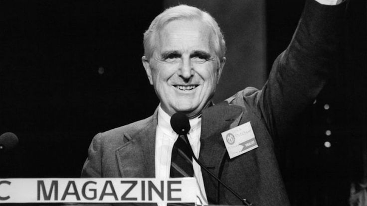 Douglas Engelbart, Inventor of the Computer Mouse, Dies at Age 88 - ABC News