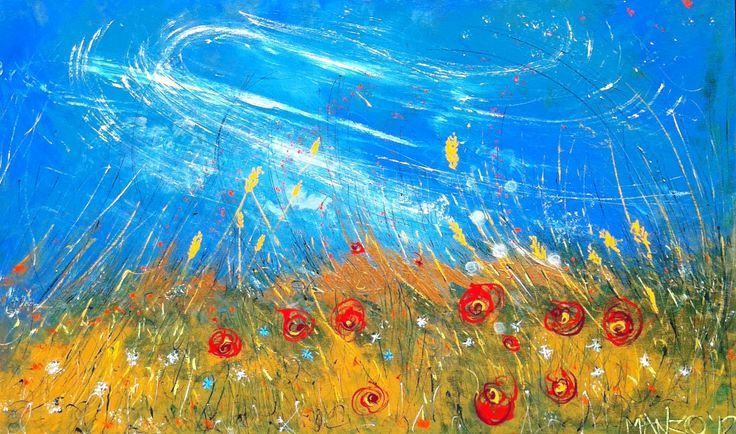 Go With the Wind 2012. Prophetic Art