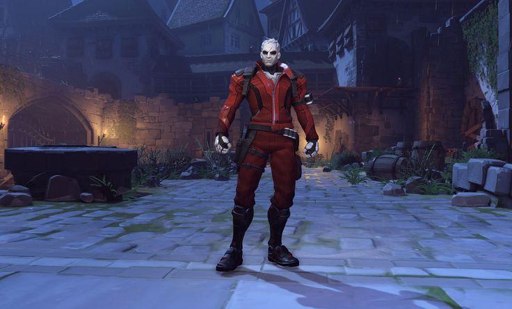 Overwatch Halloween skins | Polygon