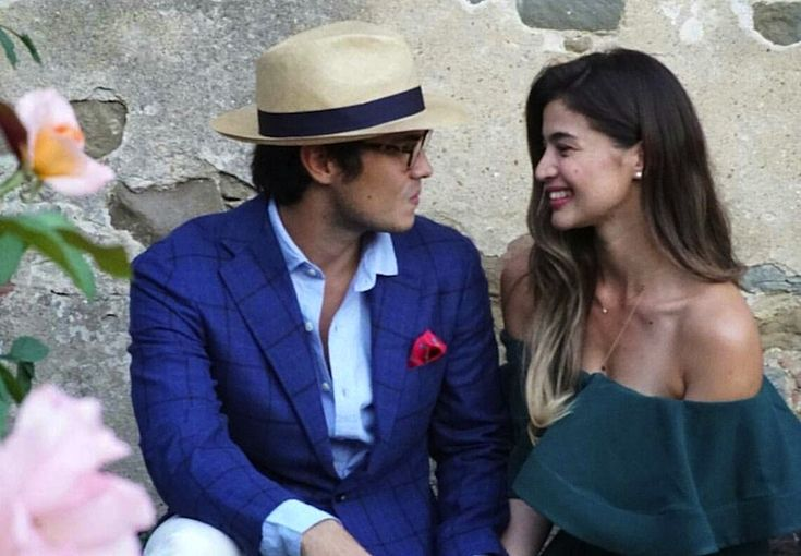 Anne Curtis-Smith & Erwan Heussaff