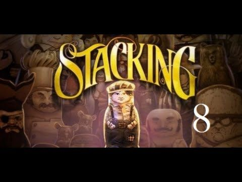 Stacking #8 - Last Train - Getting the family together again!