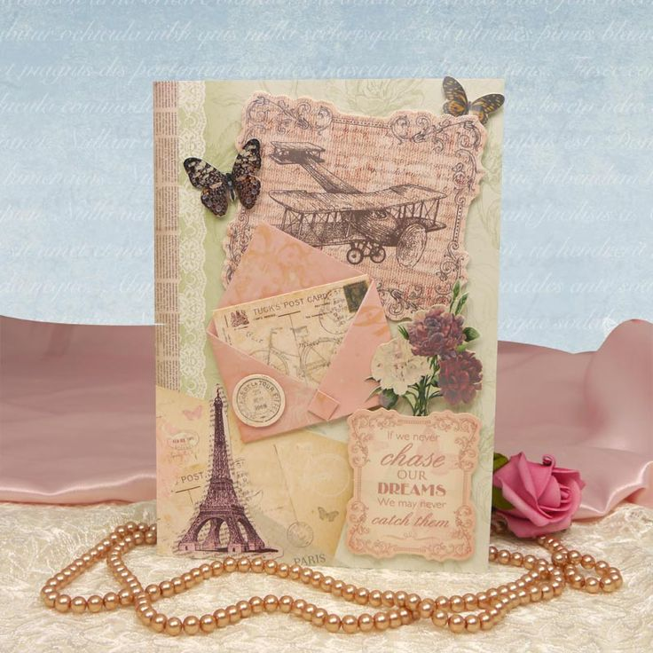 Antique Chic | Hunkydory Crafts