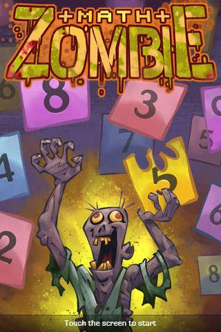 Math Zombie - Learn Math is fun by Felipe Oliveira