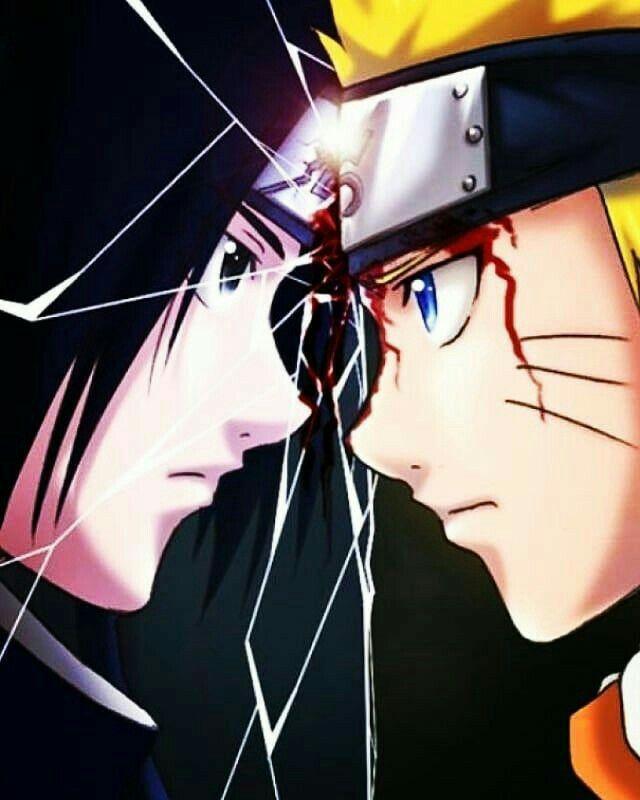 انمي ناروتو Naruto Art Joker Artwork Anime