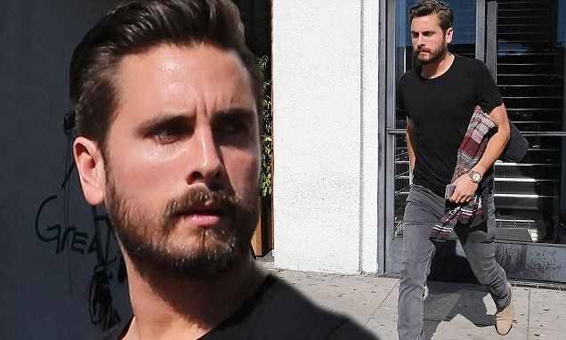 Scott Disick steps out amid Celebrity Big Brother UK rumours