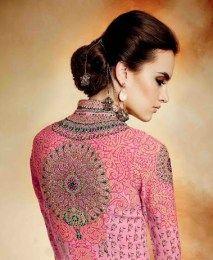 Pink Color Elegant Designer Salwar Suit With Amazing Print Work