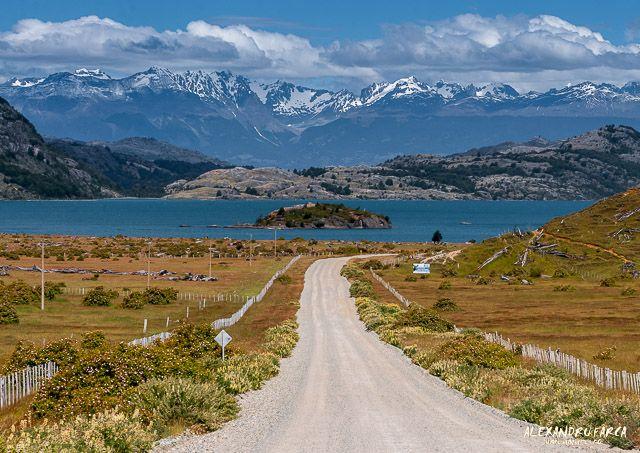 Patagonia Aysen - General Carrera lake