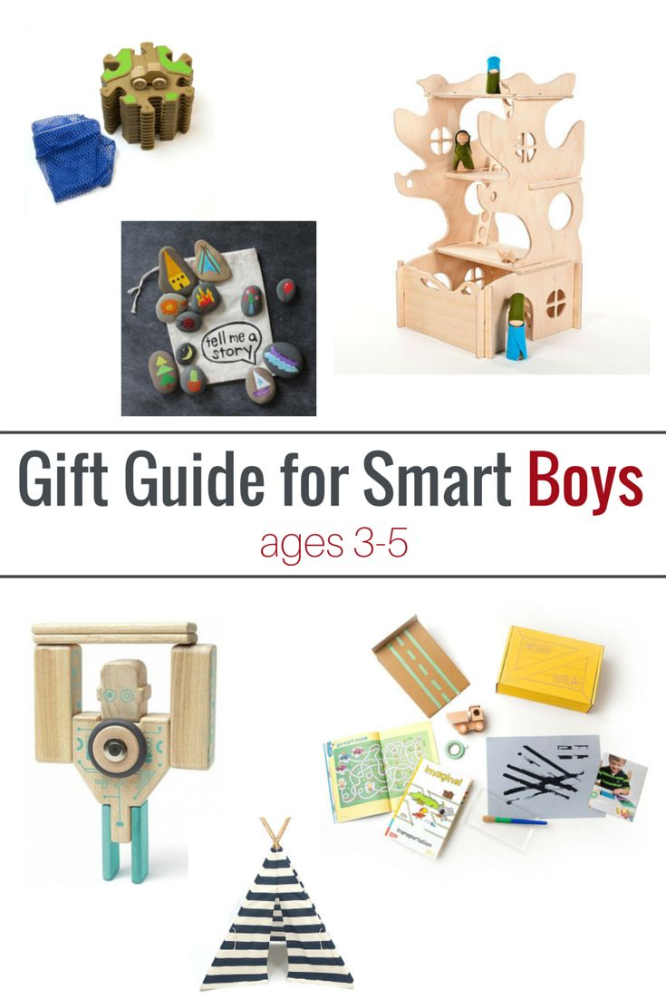 Toys For Boys Ages 3 5 : Gift guide for smart boys ages years old no noise