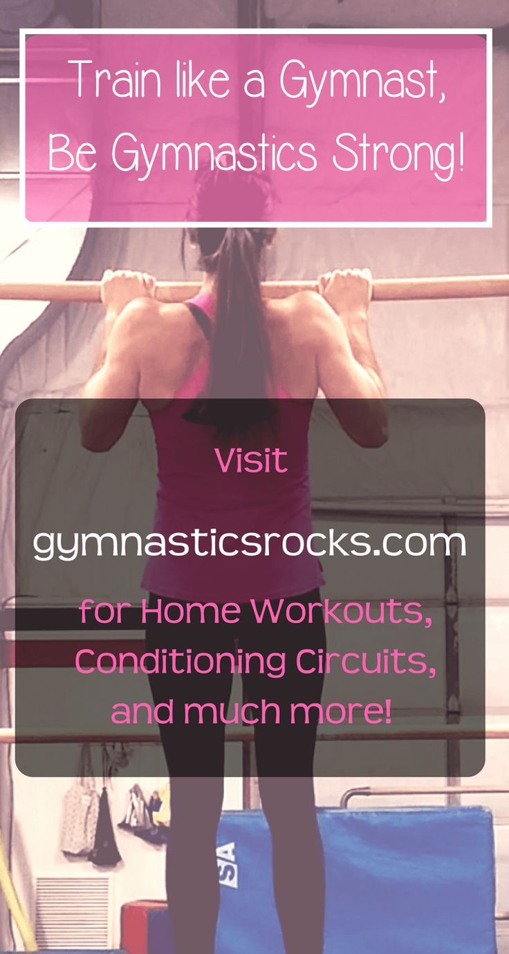 Gymnastics At Home: Full Lower Body/Leg Workout You Can Do At Home – Gymnastics Rocks!