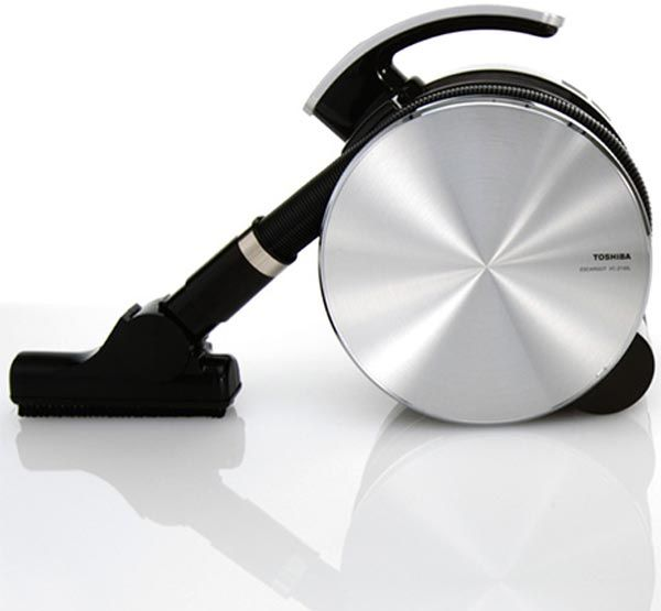 cool-best-new-latest-coolest-funny-top-high-technology-electronic-gadgets-Toshiba Escargot VC-Z100L Vacuum Cleaner
