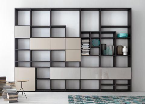 Lema Selecta 04 Bookcase/Wall Unit