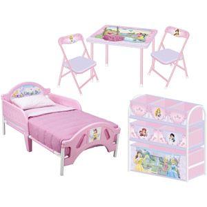 Disney 3-Piece Room Set, Princess.  Oh - $119 down to $109.