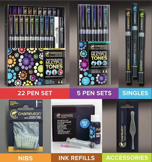 Chameleon Pens | Art things | Marker art, Copic pens, Art