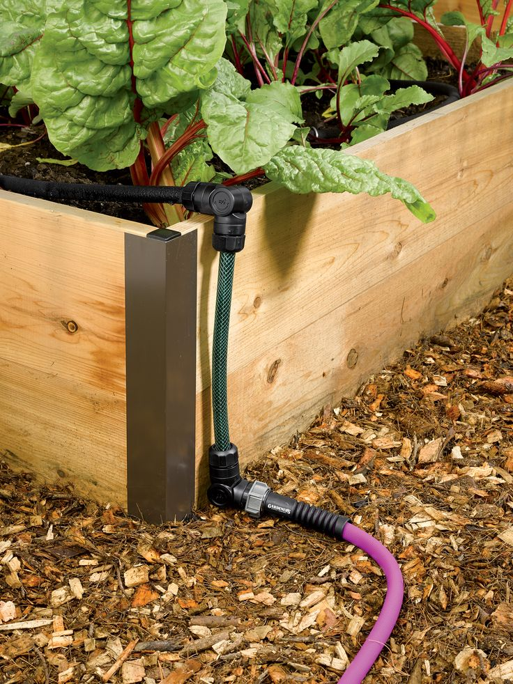 47 best drip systems images on pinterest drip system drip customizable raised bed soaker hose system complete kit installs in minutes waters plants all season solutioingenieria Gallery