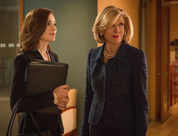 THE GOOD WIFE Season 6 Episode 7 Photos Message Discipline