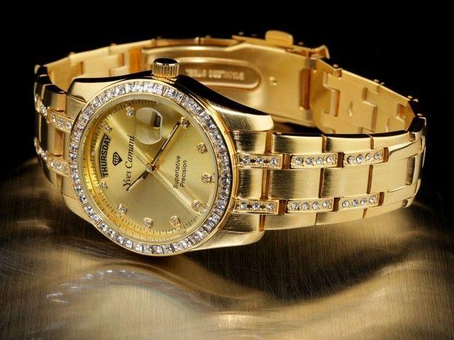 Yves Camani Auron Gold 299 lei