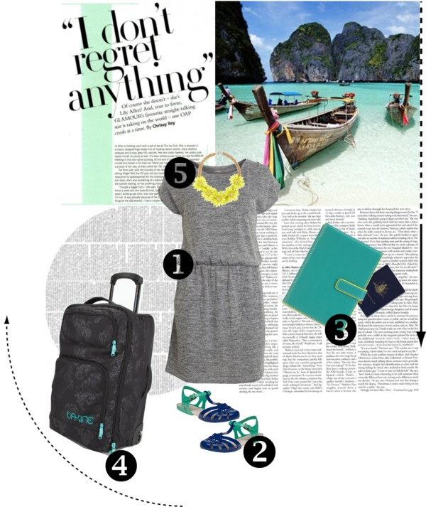Travel Outfit - Thailand