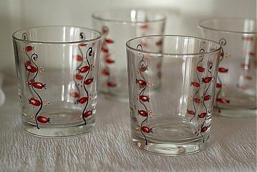 klaura / pohár