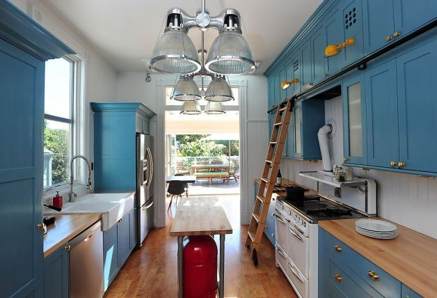 Makeovers for 3 city kitchens (With images) | White ...