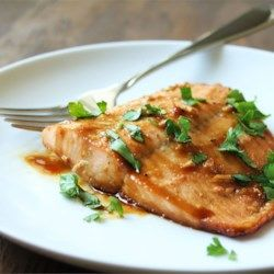 Good and simple salmon recipe
