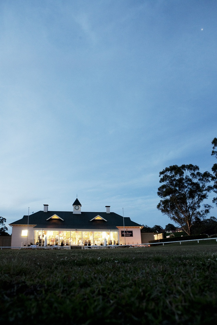 Wandin Valley Estate Hunter Valley Cricketer's Pavilion Wedding Reception. Photograph by: Something Blue Photography http://www.wandinvalley.com.au/weddings/contact.htm