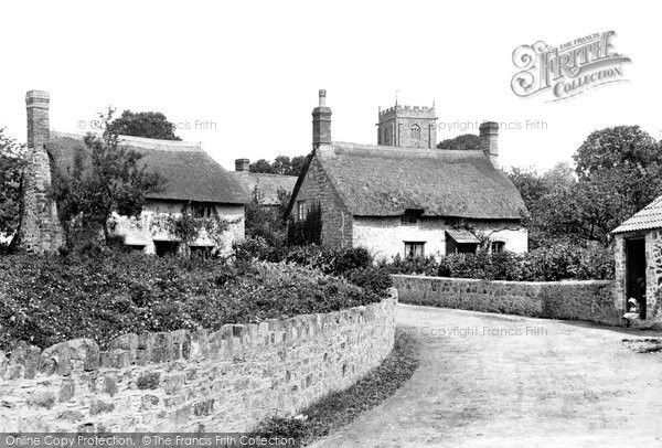 Old Cleeve, Village 1906, from Francis Frith