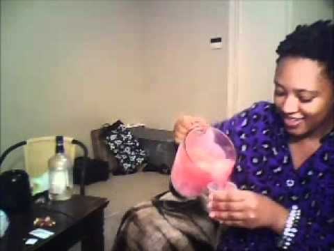 JOLLY RANCHER FROZEN MIX DRINK (ALCOHOL) - YouTube
