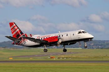 G-LGNF - FlyBe - Loganair SAAB 340 photo (59 views)