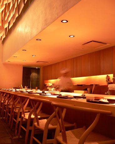 Aoki Japanese restaurant in Singapore. Wow!