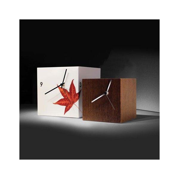 HORLOGE QUADRA 15 - Bien-Etre Maison Plus d'infos sur : http://www.bien-etre-maison.com