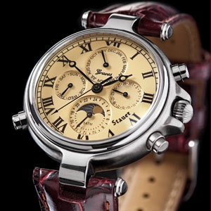stauer 33 wristwatch replica of the most expensive