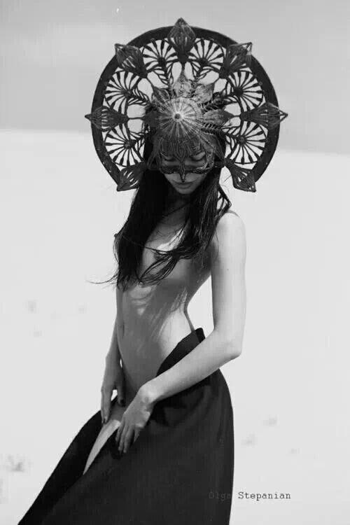 Coroa Thai - Keka - Headdress