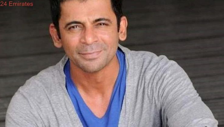 Indian actor Sunil Grover in hospital after being diagnosed with dengue