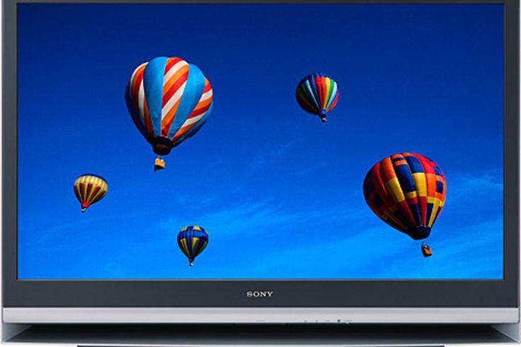 SONY 50-INCH GRAND WEGA 3LCD HDTV - TV & Video
